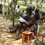 Thomas Ministering outreach